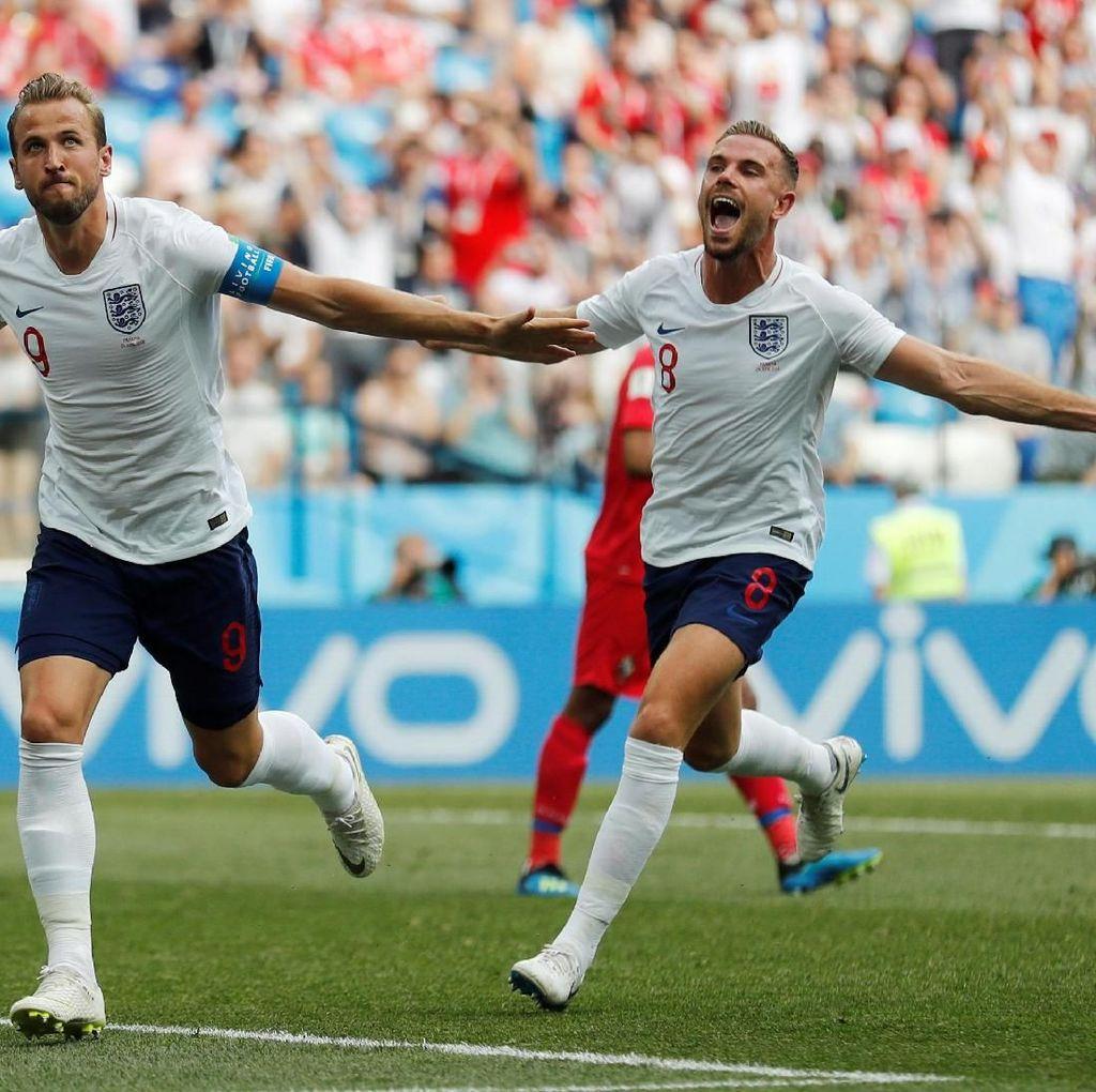 Kane Samai Gol Ronaldo dan Lukaku, Juga Bikin Rekor Baru
