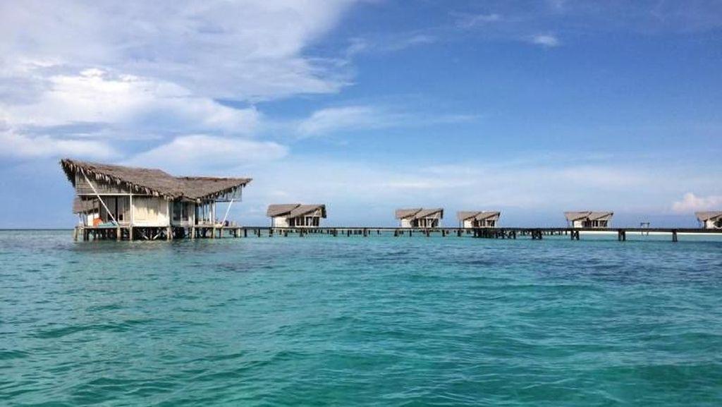 Serasa di Maldives, Padahal di Gorontalo