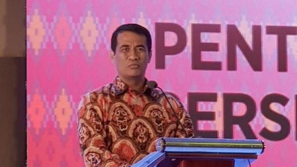 Mentan Sebut Indonesia Bisa Jadi Lumbung Pangan dengan Teknologi