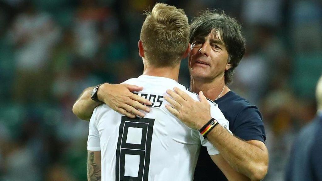 Buah Manis Ketenangan dan Kesabaran Jerman