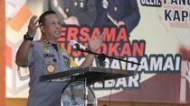 11.642 Personel TNI-Polri Siap Amankan Pilkada Kalbar