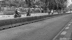Wanita Lompat dari Angkot, Dishub Siap Cabut Trayek Jika Tak Aman