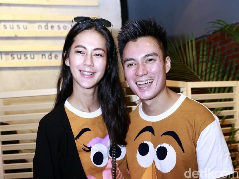 Paula Verhoeven Doa Setiap Hari agar Yakin dengan Baim Wong