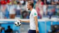 Harry Kane Top Skor Piala Dunia, Kini Saatnya Patahkan Kutukan Agustus