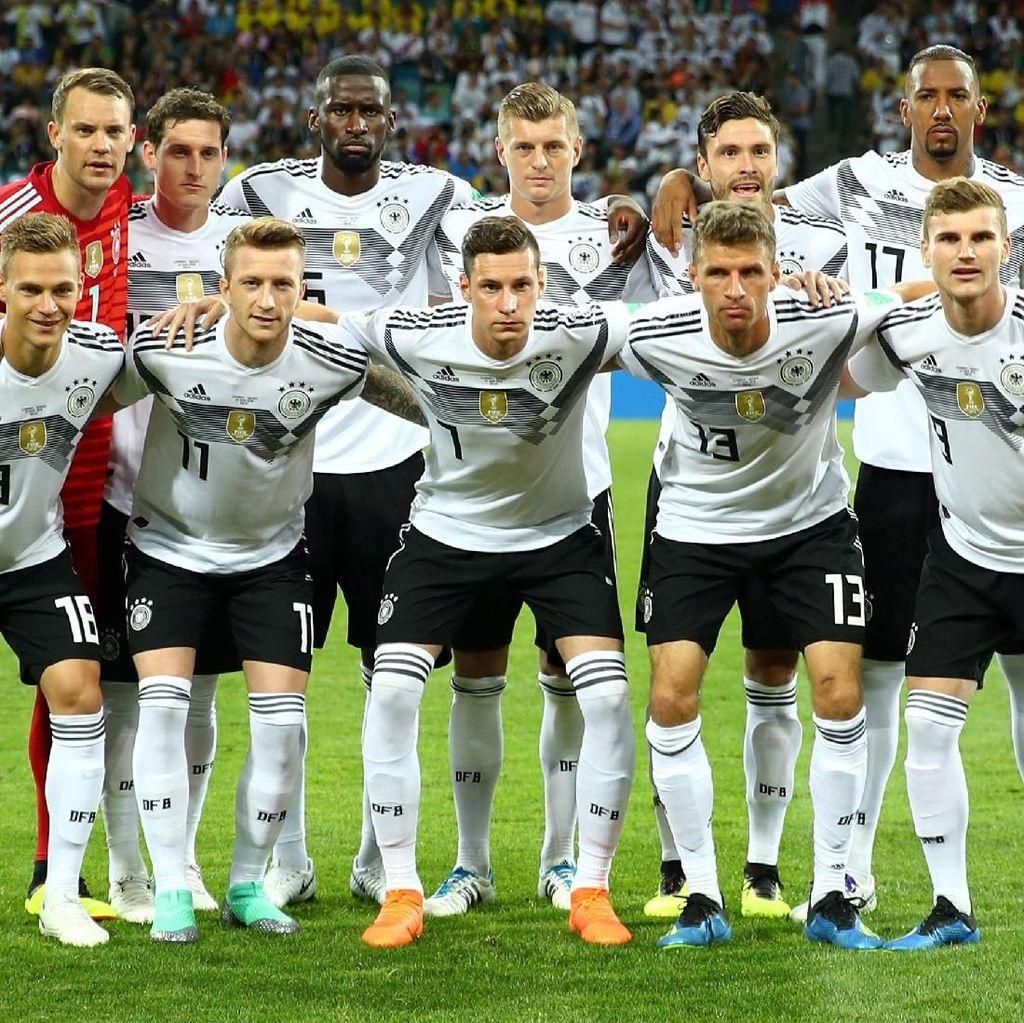 Tak Ada Tangisan Jerman di Sochi, Bagaimana di Kazan?