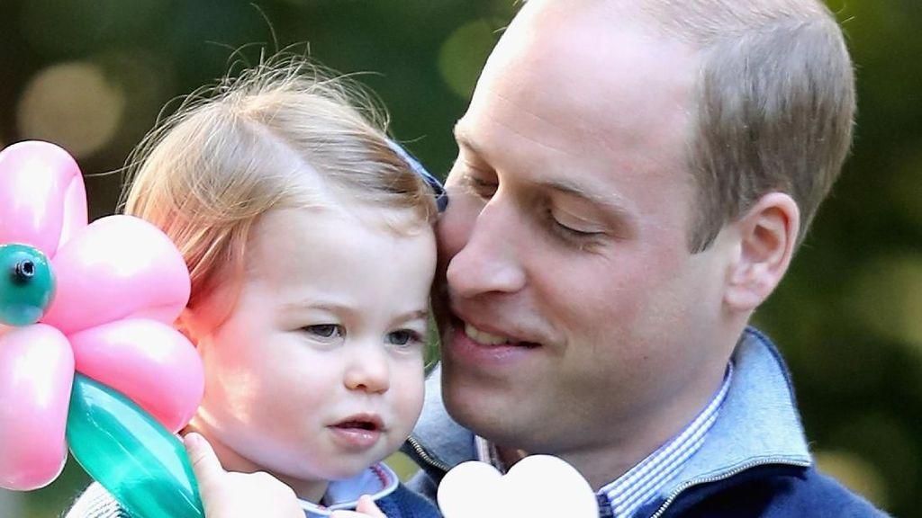 Pengalaman Pangeran William Pernah Takut dengan Bayi Baru Lahir