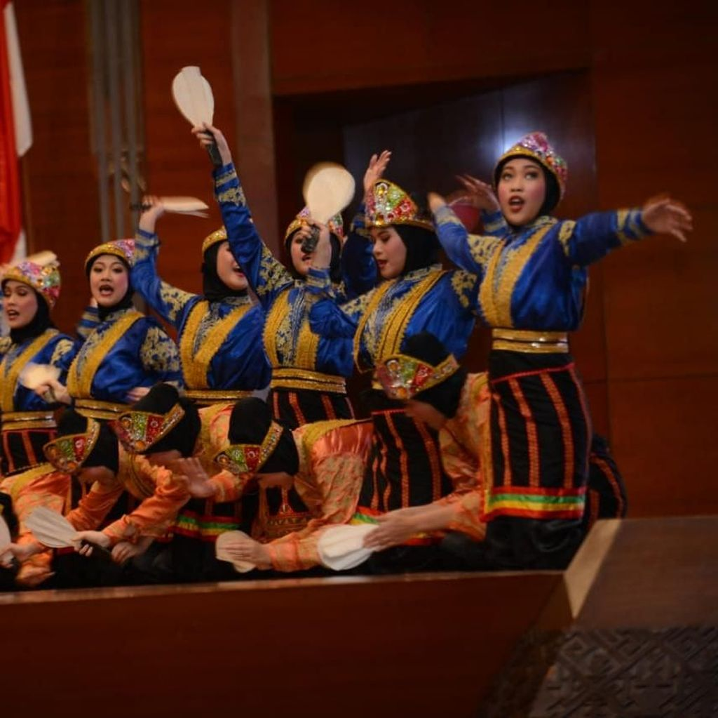 Misi Budaya, Indonesia Bawa 5 Tarian ke Wales