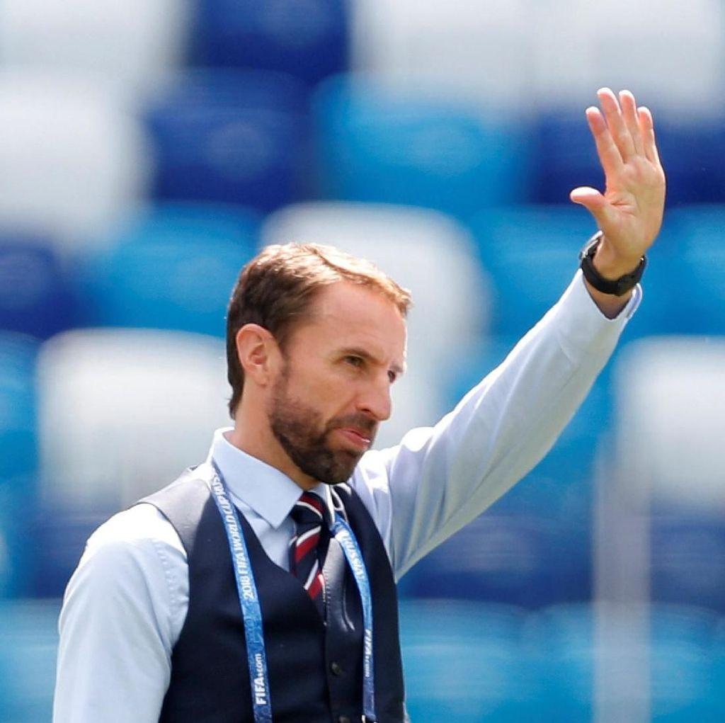 Secuil Kekecewaan Southgate pada Pesta Gol Inggris