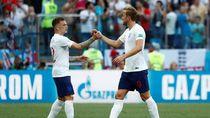 Kane Hat-trick, Inggris Pesta Gol dan Lolos 16 Besar