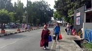 Polisi Kejar Pelaku Terkait Keributan di Terminal Kampung Rambutan