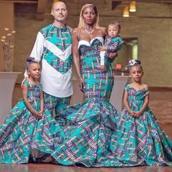 Ada Pesan Bermakna Lho di Balik Foto Keluarga Ini