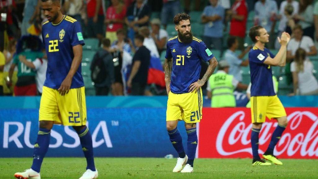 Pengakuan Pemain Swedia yang Diperlakukan Rasisme