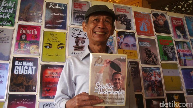 Taman Sastra Ahmad Tohari, Apresiasi pada Sastrawan Legendaris Asal Banyumas