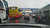 Ini Penyebab Lalin di Tol Bekasi Arah Jakarta Macet Parah