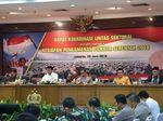 Menko Polhukam hingga Kapolri Rapat Pengamanan Pilkada Serentak