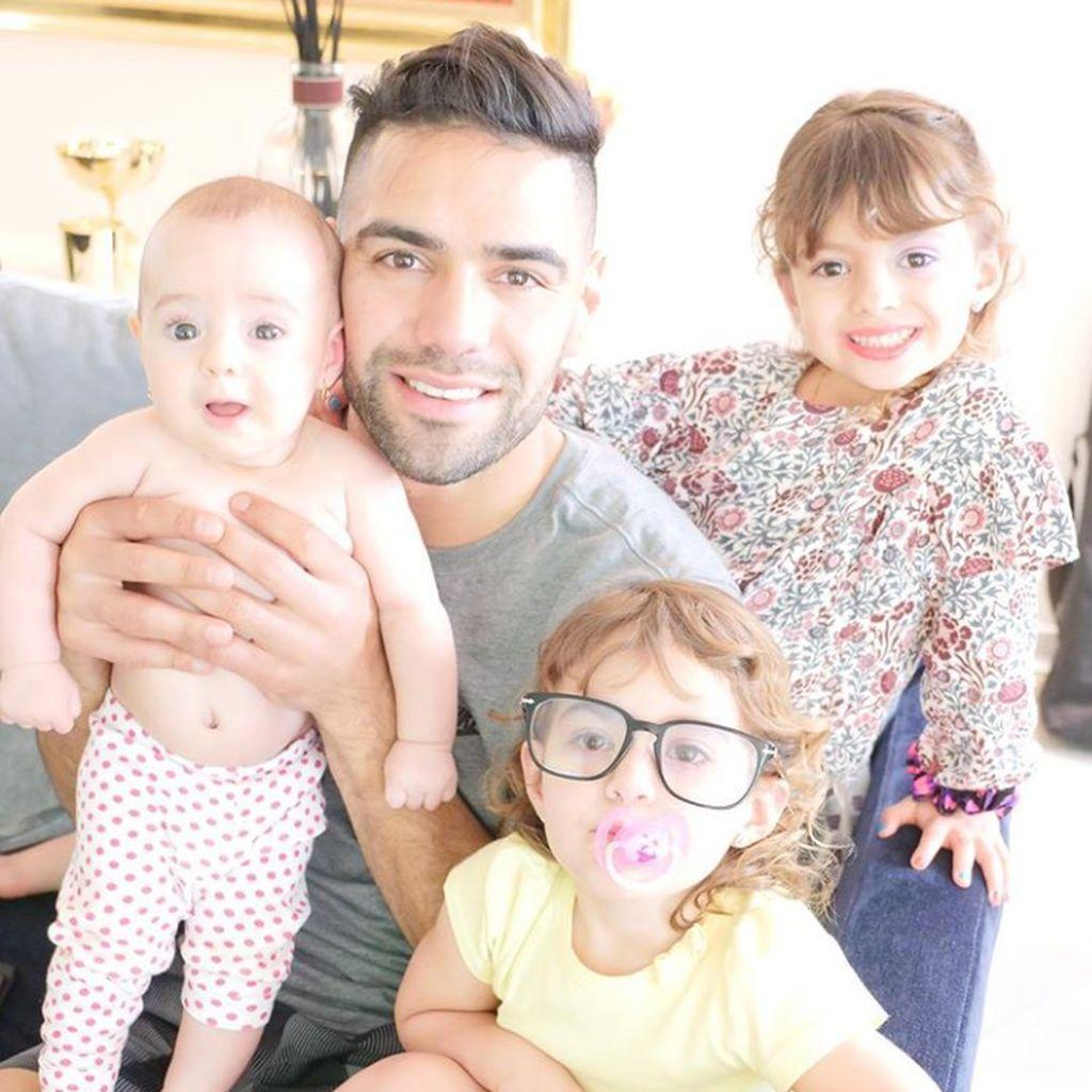 Falcao, Andalan Tim Kolombia yang Juga Family Man