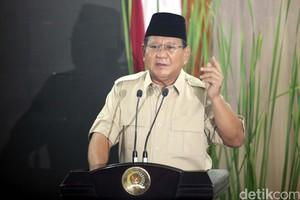 Prabowo: Kita Utang untuk Bayar Gaji, Ini Nggak Bener!