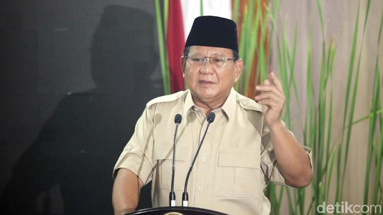 Prabowo: Demokrat-PKS-PAN Pasti Ingin yang Terbaik untuk Rakyat