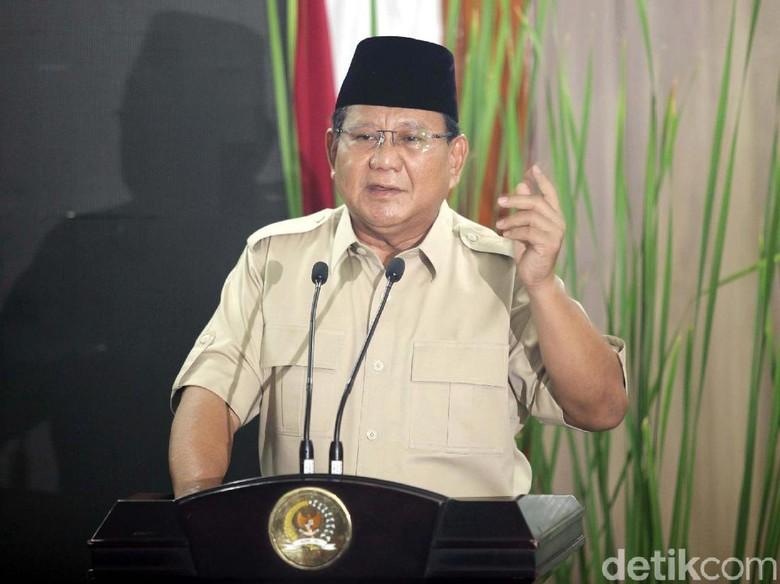 Prabowo Diwajibkan Ambil Cawapres PKS