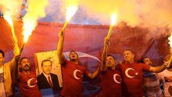 Erdogan Klaim Menangi Pemilu Turki, Opisisi Waspada
