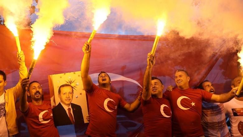 Erdogan Klaim Menangi Pemilu Turki, Oposisi Waspada