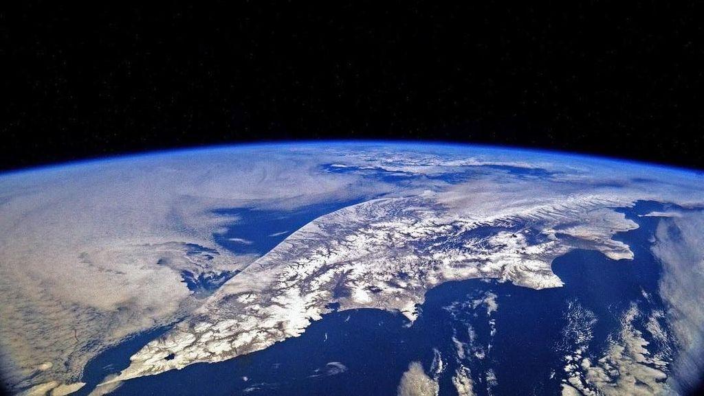 Begini Proses Terjadinya Langit dan Bumi Seperti Dijelaskan Alquran