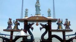 5 Daya Tarik Pantai Kenjeran, Wisata Bahari di Surabaya