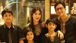 Imutnya Anak Perempuan Andre Taulany