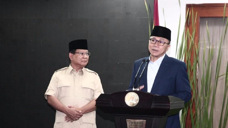 Selain Prabowo, Zulkifli Sapa Beberapa Tokoh Capres Kita