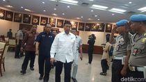 Wiranto Pimpin Rapat Siapkan Kunjungan Sekjen PBB ke Palu
