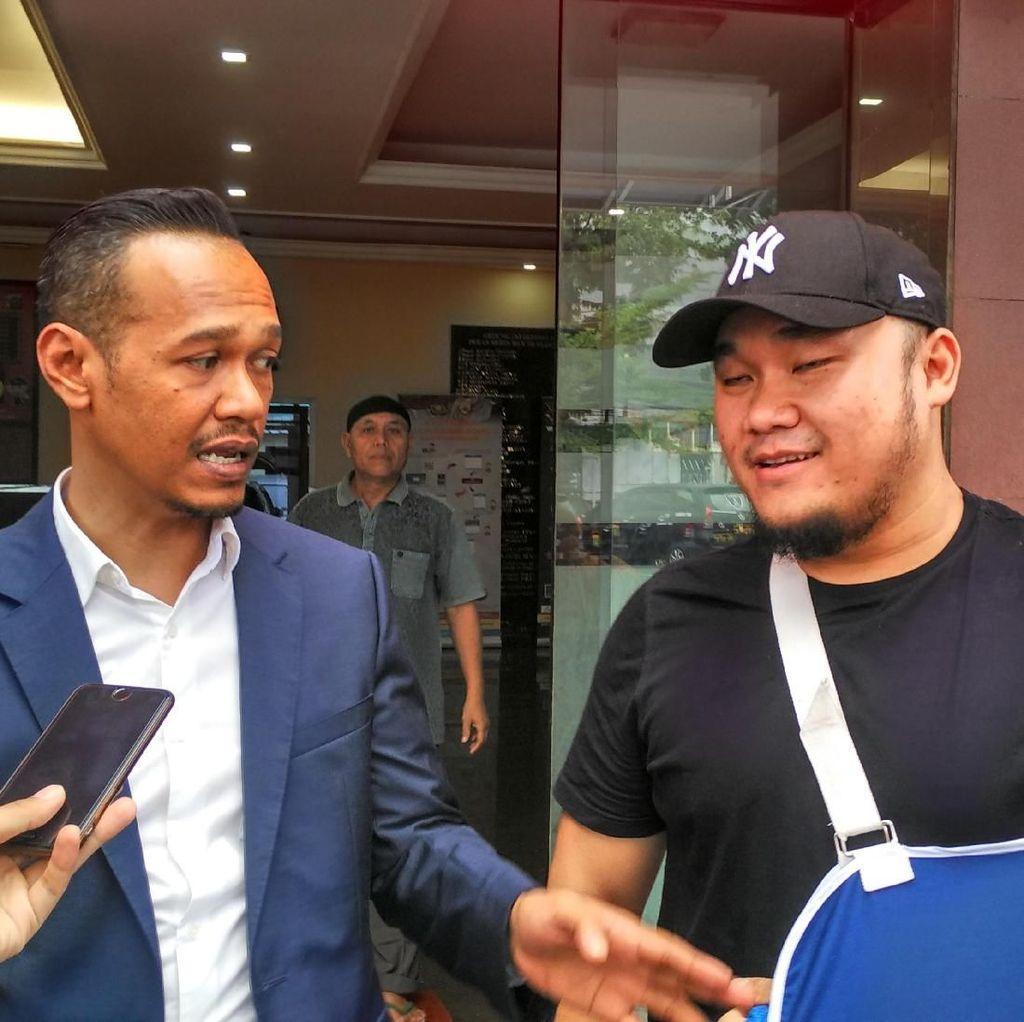 Ronny Dilaporkan Balik, Sopir Adik Herman Hery akan Diperiksa