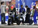 Motor Ini Jadi Primadona di Jakarta Fair 2018
