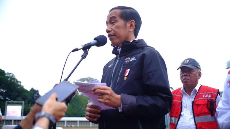 Hari Ini Jokowi Bertemu dengan Atlet Panah dan Aktivis 98