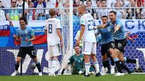 Video Highlights Babak I Uruguay VS Rusia