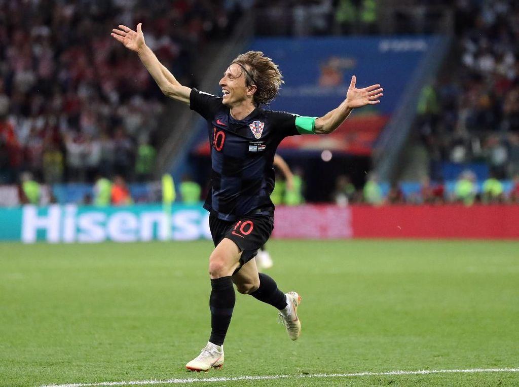 Luka Modric, Kapten Fantastic dari Kancah Perang Balkan