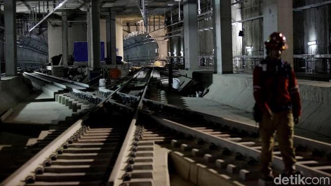 Jepang Siap Guyur Utang Rp 25,6 T untuk MRT Fase I & II