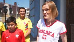 Campur Tangan Tuhan di Pertandingan Polandia Vs Kolombia