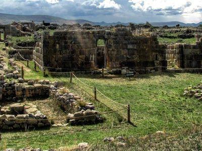 Pemukiman Tua Inca yang Berumur Ratusan Tahun