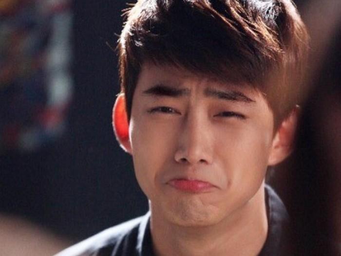 Saranghae! Lirikkan Taecyeon yang Bikin Lelehkan Hati