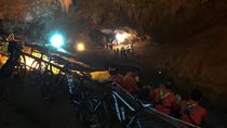Gua Tempat 12 Bocah Thailand Terjebak Dibuka Lagi buat Turis