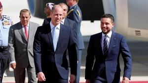 Ke Yordania, Pangeran William Kompak Bareng Putra Mahkota
