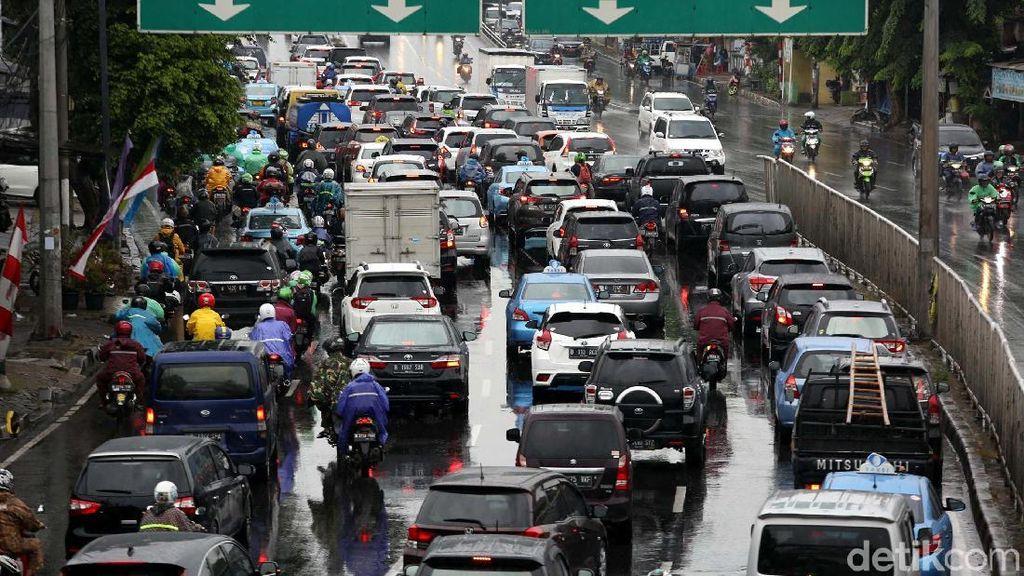 Daftar Kota Termacet di Dunia, Jakarta Nomor Berapa Ya?