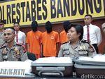 Sabu Rp 21 M Dibungkus Abon Dikirim ke 6 Kota Besar Indonesia