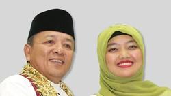 Hitung Cepat KPU Pilgub Lampung: Arinal-Nunik Menang!