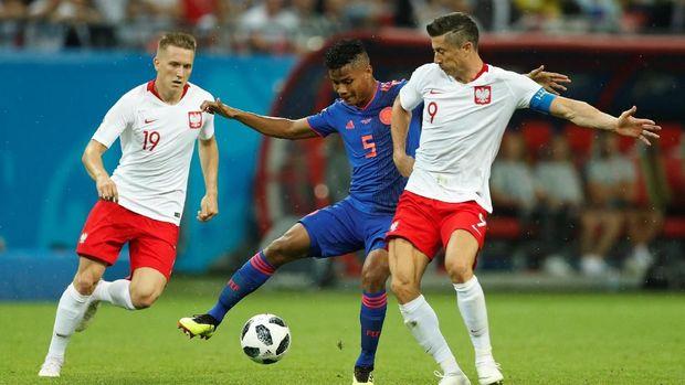 Polandia tampil buruk di dua laga awal Grup H.