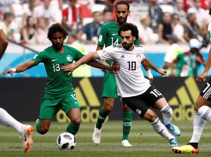 Video Highlights: Arab Saudi VS Mesir 2-1