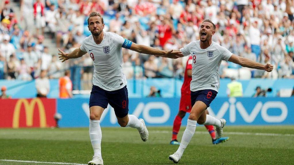 Sudah Lima Gol, Harry Kane Berharap Tak Diistirahatkan Lawan Belgia