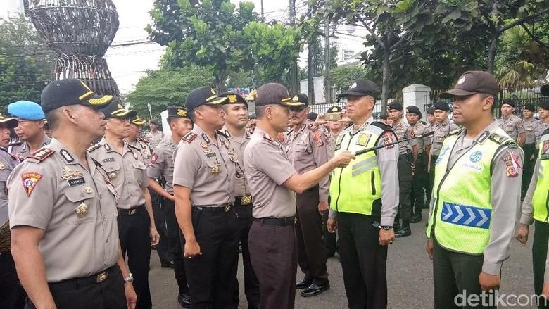 Polisi Jamin Pilkada Serentak di Bandung Aman