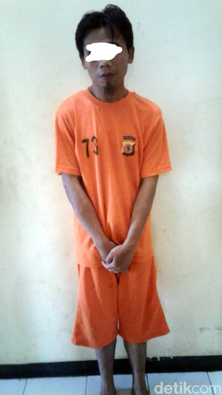 Polisi Sukabumi Bekuk Guru Ngaji yang Cabuli Muridnya