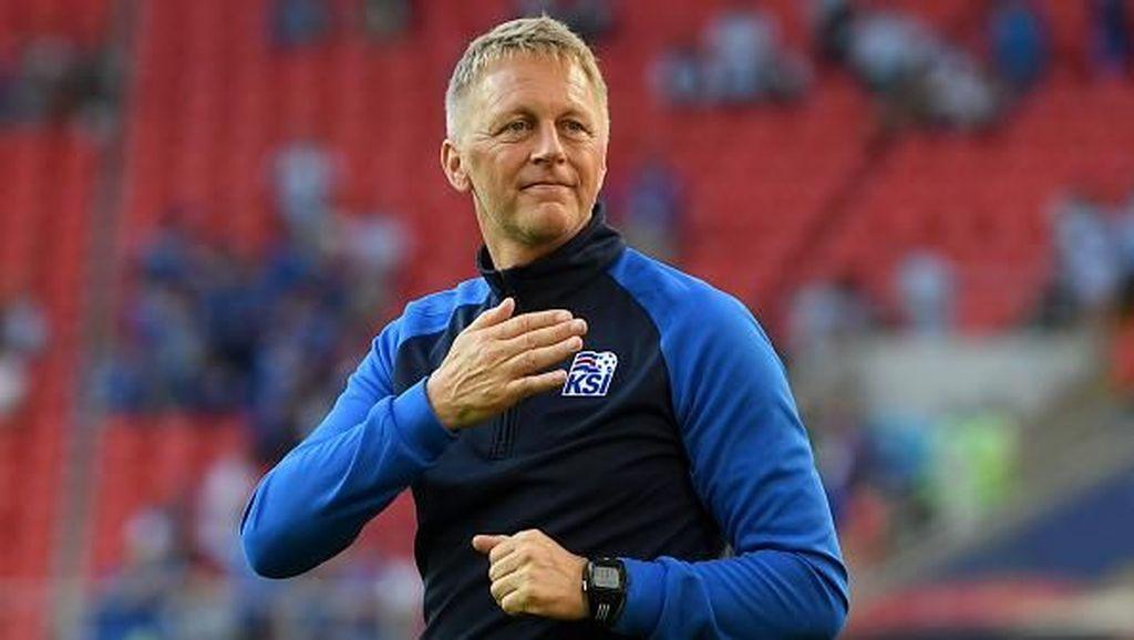 Video: Timnas Islandia Ditinggal Pelatihnya